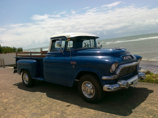 GMC Pick Up Serie 100   Step Side